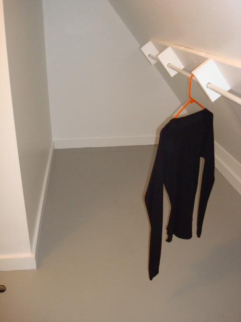 Closet Hanger Rod Rods Brackets And Shelf