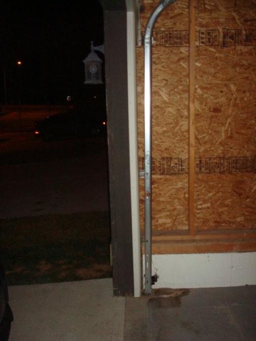 gap between garage door frame and foundation dsc05810jpg