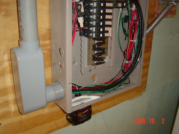 100 amp attached garage sub plan electrical diy chatroom home 100 amp attached garage sub plan dsc09204g keyboard keysfo Images