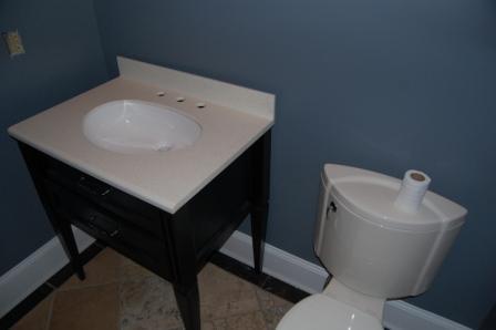 Vanity Backsplash 1 Quot From Wall Kitchen Amp Bath Remodeling