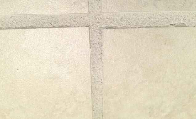 Cracks In Grout Of Recently Tiled Bathroom Floors - Tiling, ceramics ...