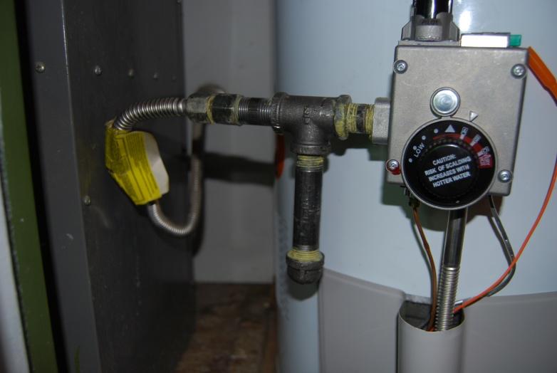 Update To Water Heater Plumbing Diy Home Improvement