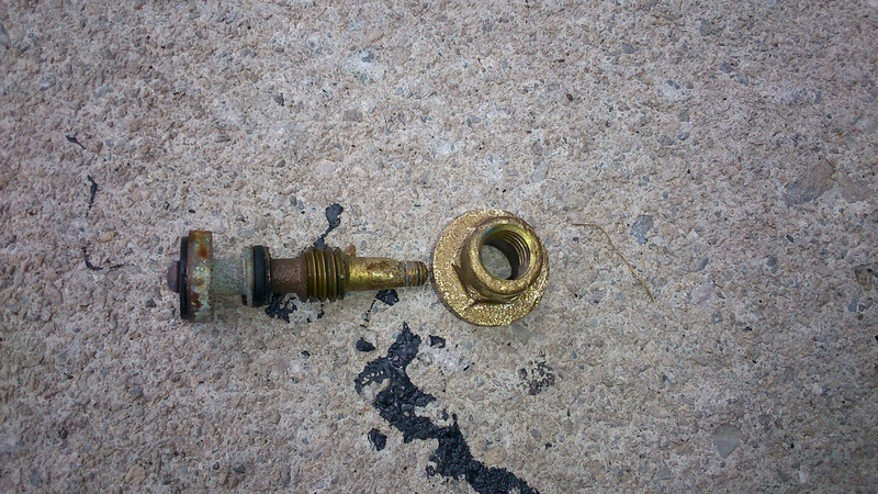 Unable To Remove Outside Faucet Washer - Plumbing - DIY Home ...