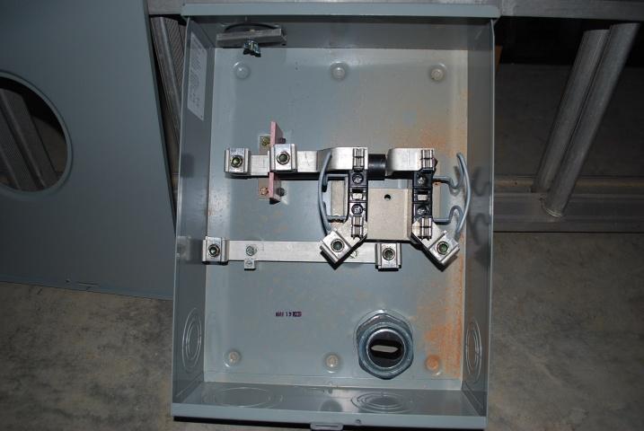 meter box wiring electrical diy chatroom home improvement forum rh diychatroom com wiring meter base to breaker box wiring meter box to panel