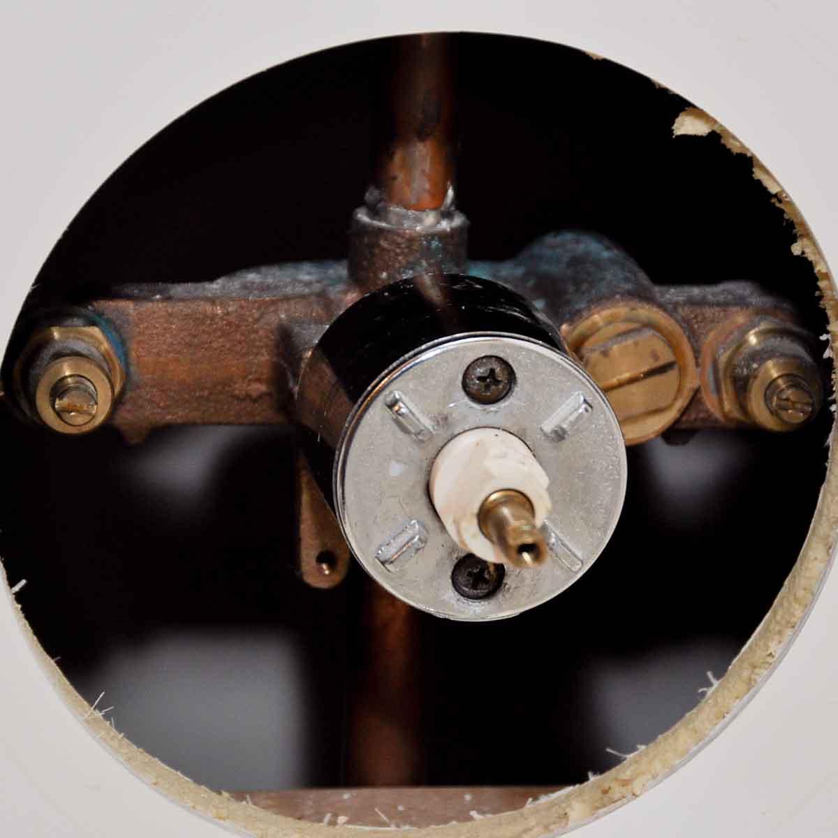 The Obsolete Mixet Shower Valve - Plumbing - DIY Home Improvement ...