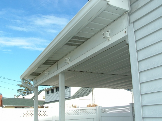 Installing A 14 Foot Retractable Awning - Safety - DIY ...