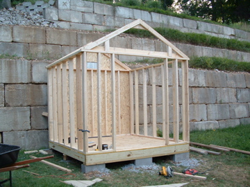 Anyone Built A Storage Tool Shed Building