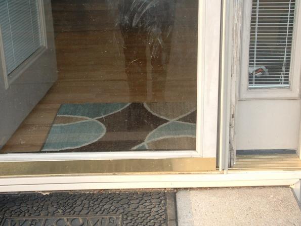 Realigning Patio Door And Repairing Screen Windows And