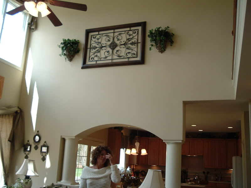 Ideas For Walls With Cathedral Ceilings - Interior ...