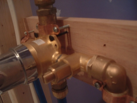Diy Plumbing Shower Valve