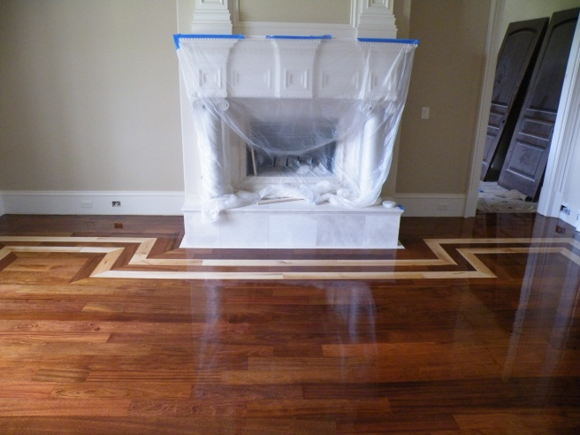 Fireplace Trim Options Hardwood Floor