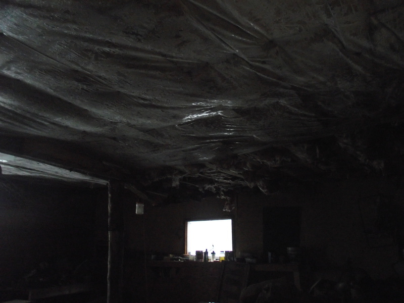 Repairing A Rotten Support Beam For A 2x6 Garage Roof