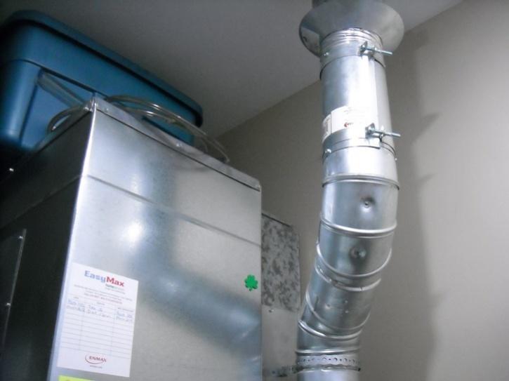 Where To Attach Fresh Air Intake Location On Return Plenum - HVAC