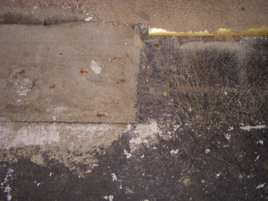 Concrete floor adhesive coating and tiling flooring for How to remove cutback adhesive from concrete floor