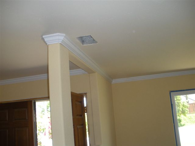 Paint Crown Molding Before Or After Installation