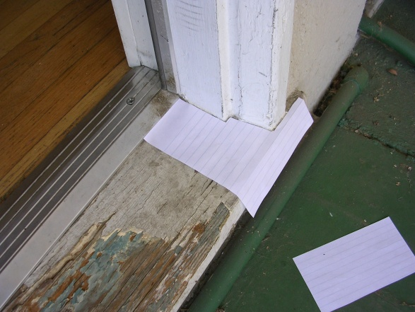 Replace Door Sill Need New Door Carpentry Page 2