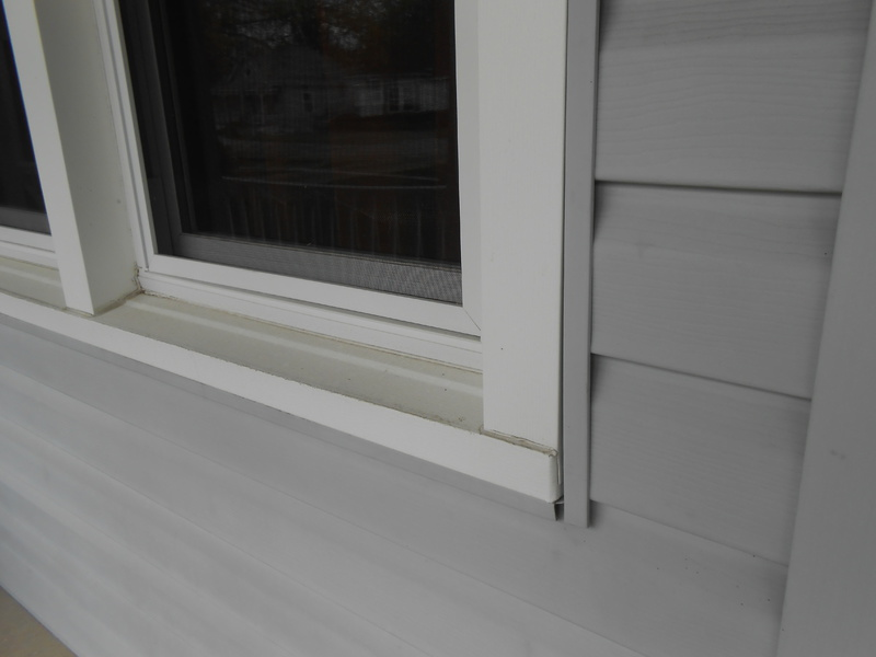 Trimming Wrapping Outdoors Windows With Aluminum Tutorials