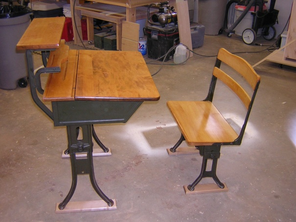 Old Flip Top School Desk Dscn2071 Jpg