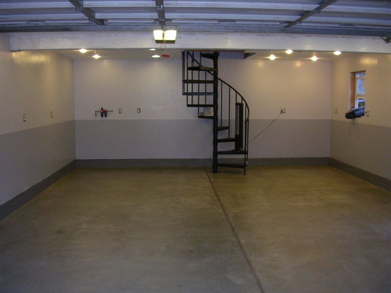 Unheated Garages Interior Or Exterior Wall Paint