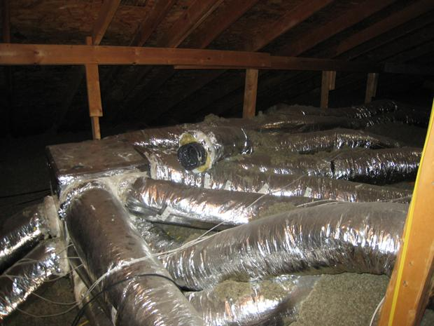 Adding Duct To Air Handler Hvac Diy Chatroom Home