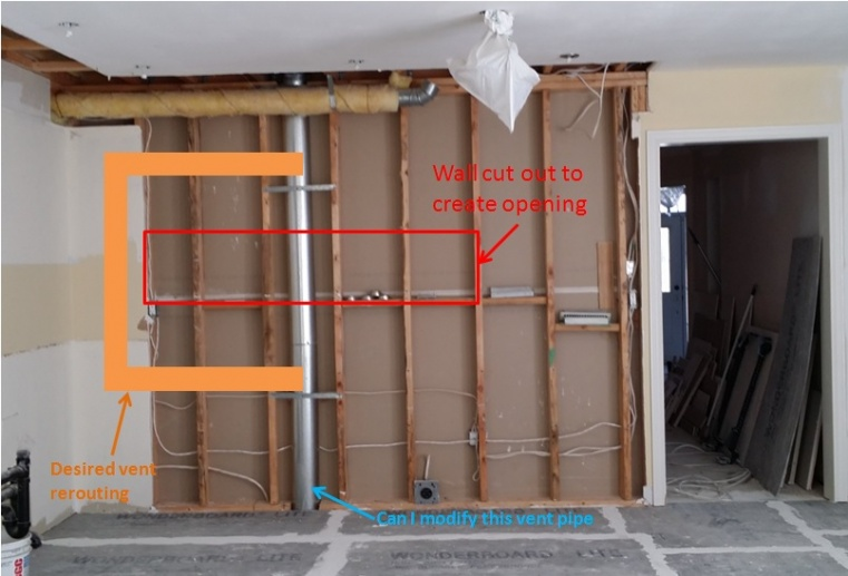 Can I Reroute Furnace Duct Hvac Diy Chatroom Home