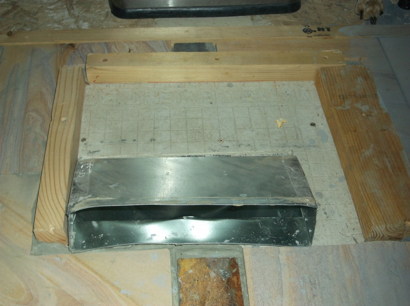 Supply Duct Under Cabinet Duct1 Jpg
