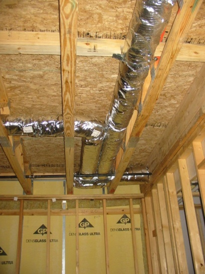 Add New Register From Flex Duct Hvac Diy Chatroom Home