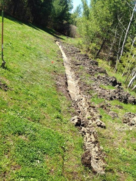 Landscape/Hardscape Project for WET Backyard-dug-trench.jpg