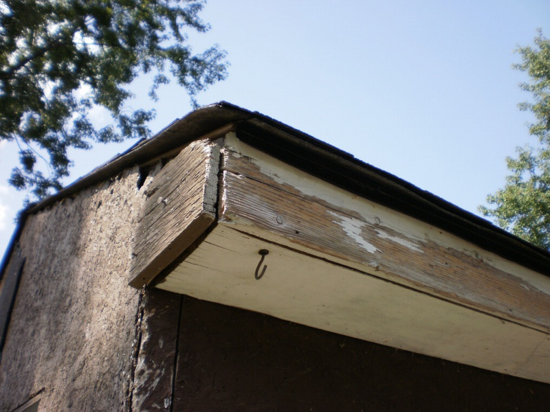 Drip Edge Amp Fascia Help For Shed Roofing Siding Diy