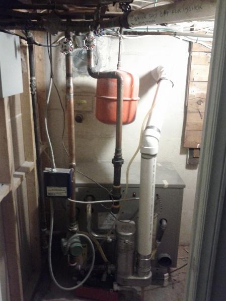 Circulating Pump Feeding Gv90boiler With Existing Circulator - HVAC ...