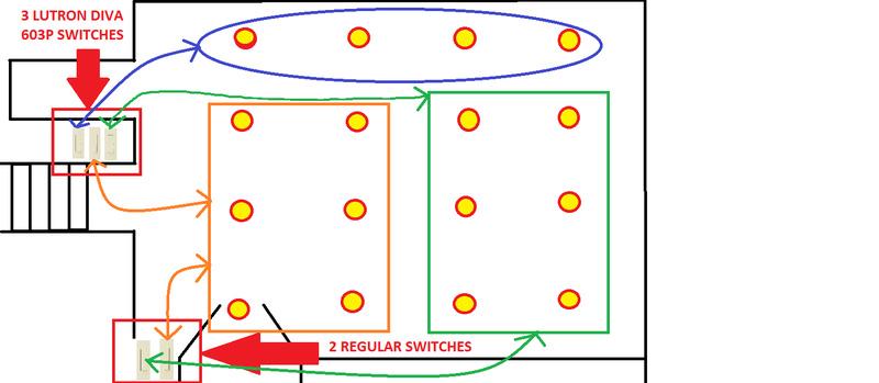 Lutron Grafik Eye Wiring Diagram   Wiring Diagram