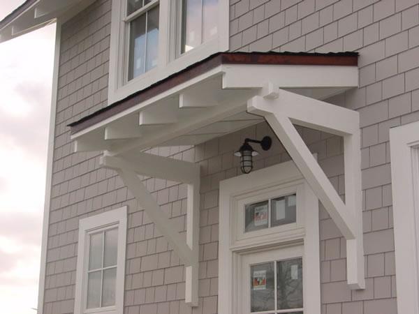 Door Overhang Construction - Building & Construction - DIY ...