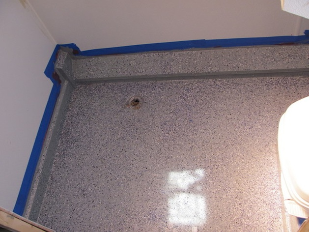 Easiest/Cheapest Shower Replacement?-epoxyoverredgard.jpg