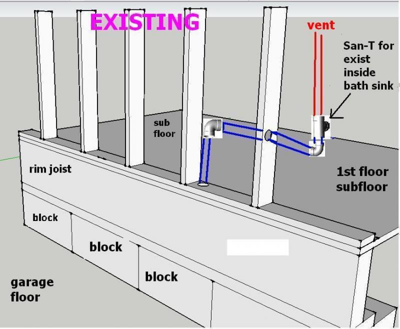 Plumbing for Utility Sink in Garage-exist-sketch.jpg