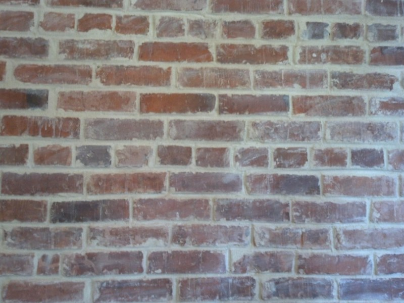 Finishing Exposed Brick Wall Which Product To Use