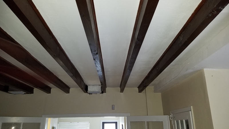 Insulating Ceiling Under Flat Roof South Florida