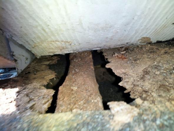 Why Leaking Roof under Dormer / hole in OSB!!!-exposed2.jpg