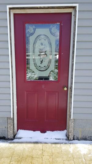 44 Inch External Door Opening Exterior ...