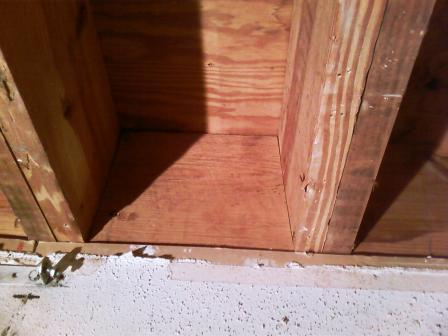 Sister Or Replace Floor Joists Carpentry Diy Chatroom Home