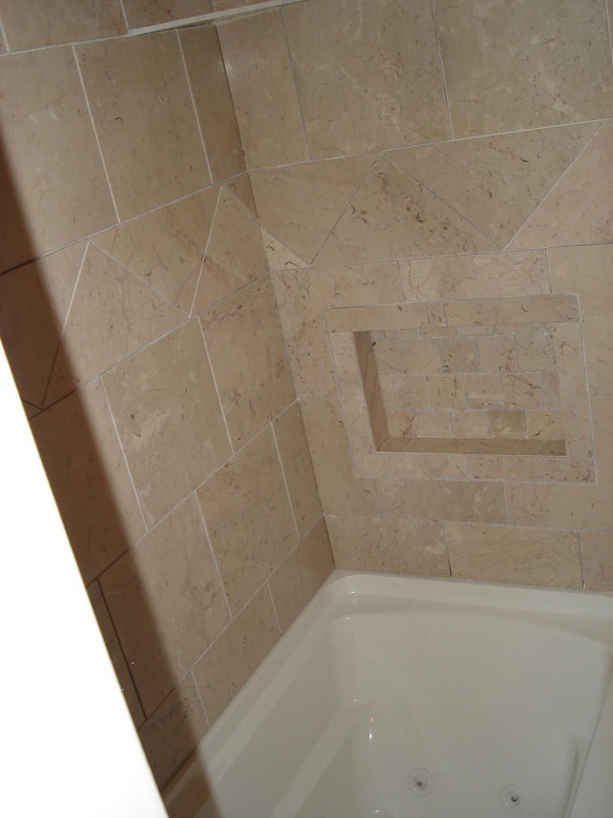 Tiling shower with polished stone, Whats the best grout to use?-f.jpg