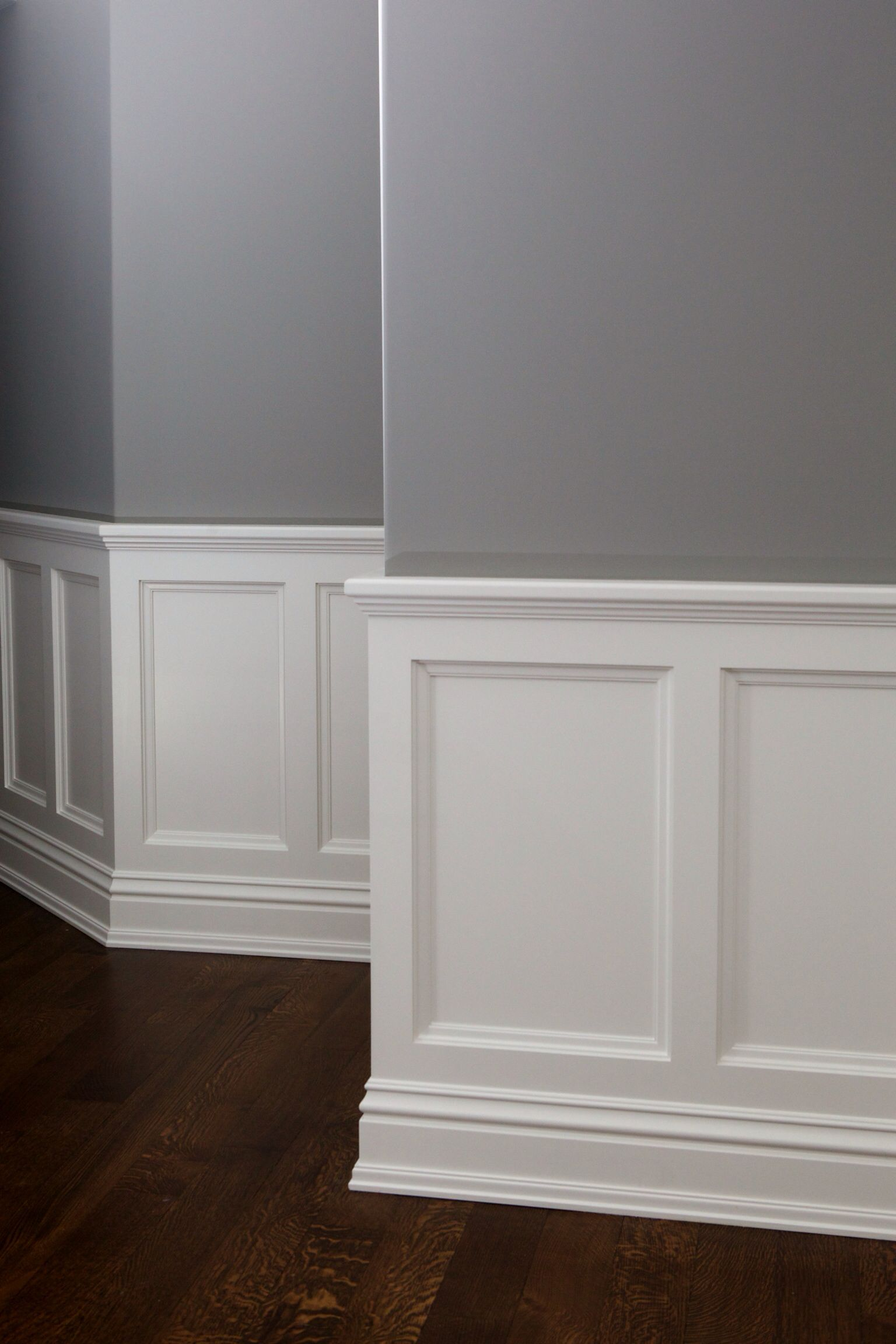 suggestion on wainscoting  carpentry  diy chatroom home