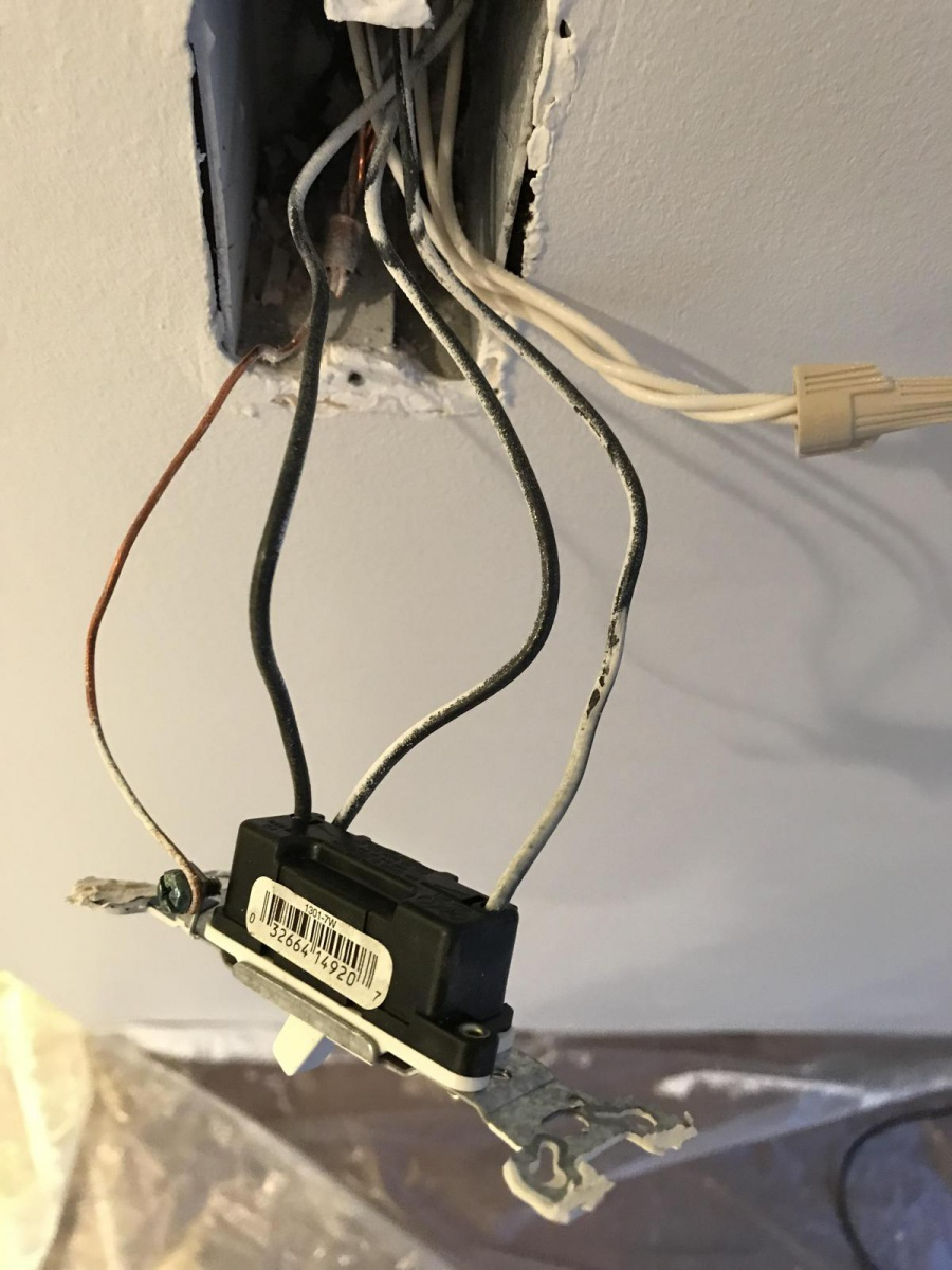 Diagram How To Wire A Dimmer Switch Australia