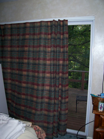 Hang six panel doors upside down; how goofy will this look? -Pics-fabric-panels-001.jpg