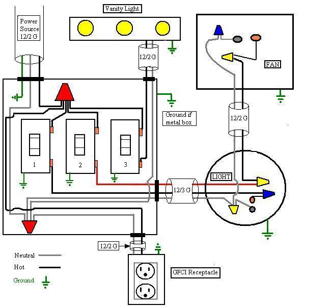 need a wiring diagram electrical diy chatroom home improvement forum rh diychatroom com 3 gang light switch wiring diagram australia hpm 3 gang light switch wiring diagram