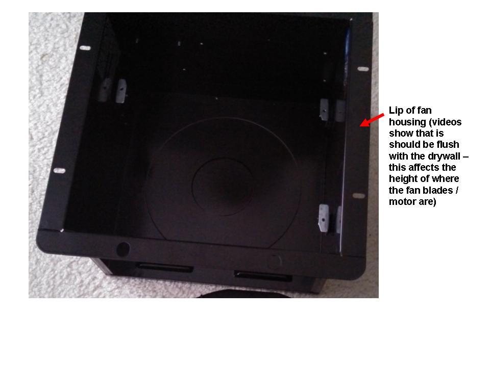 Bathroom fan installed higher than specified-fan-housing-lip-annotated.jpg