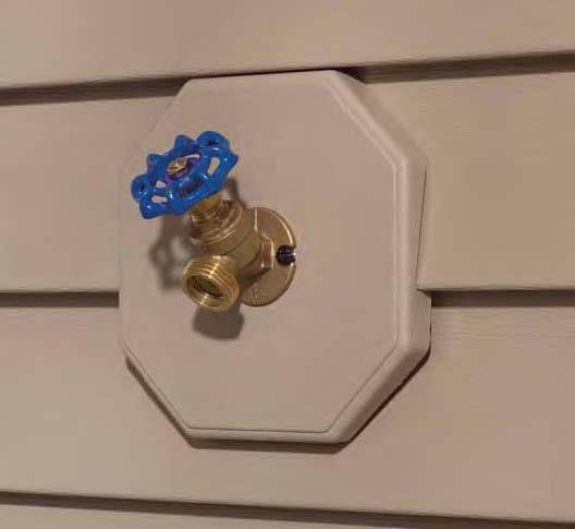 ... Exterior Light Fixture Installation Faucet