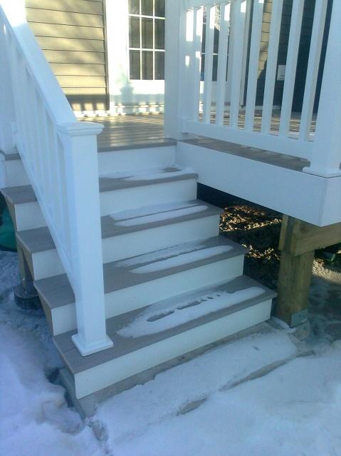 Cross Timbers Decking - Building & Construction - DIY ...