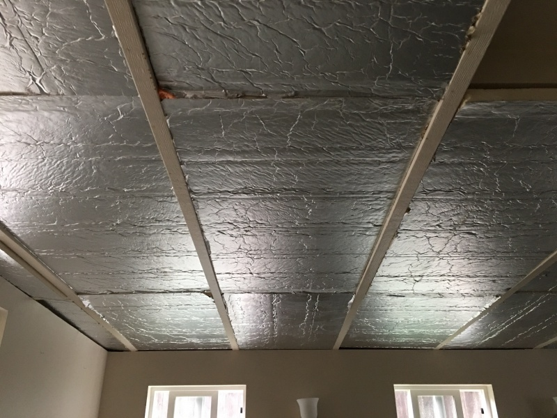Condensation In Unvented Flat Roof Rigid Foam Board