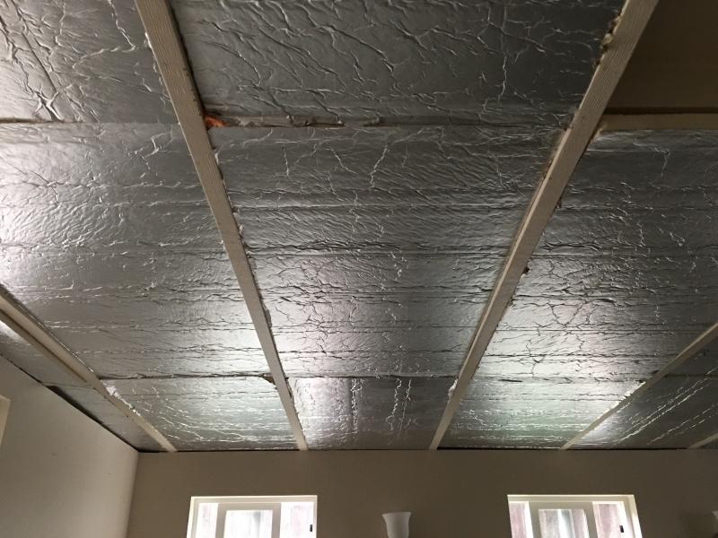 Condensation In Unvented Flat Roof Rigid Foam Board