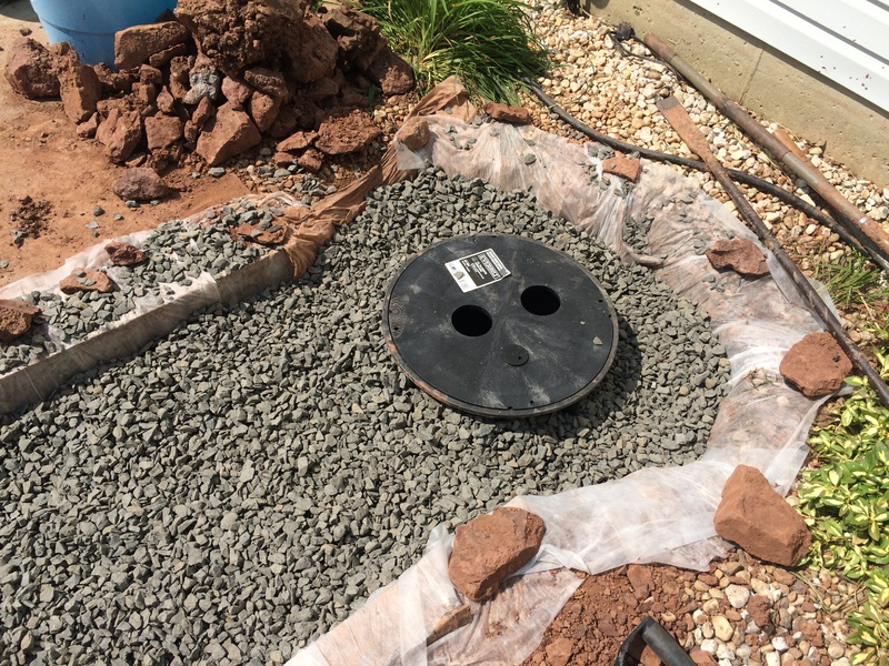 French Drain Dry Well Help Landscaping Amp Lawn Care